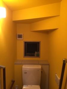 ユニディ竹岸様トイレ、水栓工事完了_170201_0007